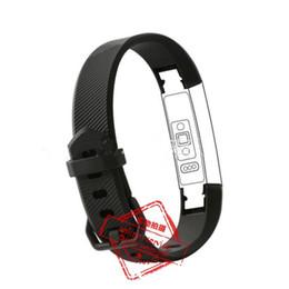 10 colori NUOVO orologio TIPO DI CHIUSURA Fitbit alta HR Cinturino con chiusura di ricambio Cinturino da polso in TPU Cinturino da polso senza fili con chiusura in metallo da