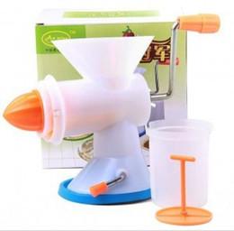 Wholesale Juicing Machines - Multifunctional juicing Soybean Milk grinder champion kitchen machine hand Po meat slicer