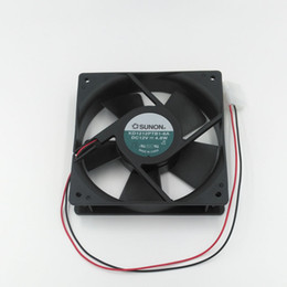Wholesale Computer Power Supply Fans - New Original SUNON KD1212PTB1 12V 4.8W 120mm*120mm*25mm Cooling Fan for Power Supply, Computer Case, Network Cabinet, Industrial Equipment