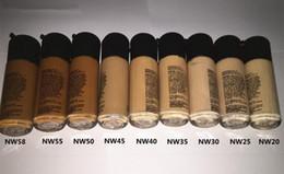 Bases hidratantes online-Base de maquillaje al por mayor-maquillaje 18 colores base líquida hidratante Nuevo corrector de maquillaje Spf 15 Envío gratis