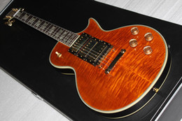 Wholesale Orange Guitars - orange electric guitar Direct Manufacturer sell good guitar you can custom-made