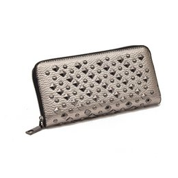 Wholesale Clutch Paillette - 2017 New Arrival PU Leather Women Wallet Female Long Clutch Fashion Women Purse Card Holders Ladies Wallet