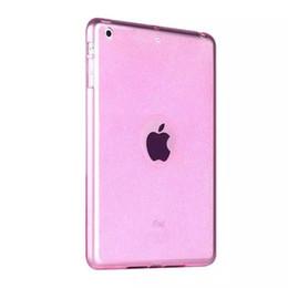 Wholesale Bling Ipad Mini - Glitter Bling TPU Case For IPAD MINI 2 3 4 Air Pro 9.7 12.9 Crystal Case Back Cover Soft NO.5