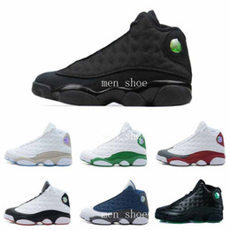 Wholesale Cotton Silk China - [With Box]2017 New Air Retro 13S China mens basketball shoes top quality outdoor sports shoes for men many colors US 8-13 Free Drop Shipping