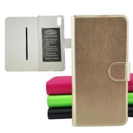 Wholesale Aquaris Flip Cover - (Gifts Protective Film ) Flip PU Leather Special Cover Case For BQ Aquaris X5