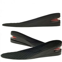 Wholesale Insoles 5cm - Hot Sale Man Shoe Insole Cushion Heel insert Increase Taller Height Lift 5cm