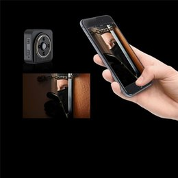Wholesale H5 Wifi - HD Night Vision Mini DV H5 WIFI Wearable IP Camera Support 150 Degree Wide Angle Lens Body Camera Outdoor Mini Sports Camera