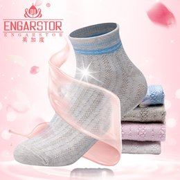 Wholesale Dating Beautiful Women - 2017 new women lovely colorful combed cotton socks beautiful dating socks for adolescent girl moisture absorption wholesale-hot sale M8229-1