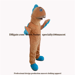 Wholesale Fishing Pictures Free - High quality carnival adult fish mascot costume free shipping,Real pictures deluxe party the fish mascot costume factory direct fish mascot