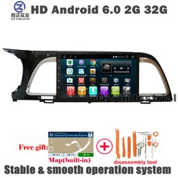 Wholesale Kia Rio Dvd Android - QZ industrial HD 9inch Android 6.0 2G 32G for KIA K4 2014-2017 Car DVD Player with 3G 4G GPS WIFI Radio BT Navi SWC free map