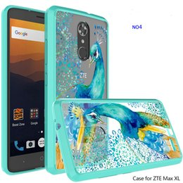 Wholesale Acrylic For Painting - Painting Customized Cases For ZTE Max XL LG stylo 3 Iphone 7 Motorola G5 plus TPU+Acrylic Dirt-resistant Shockproof Cell Phone Case