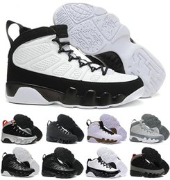 Wholesale Christmas Countdown - 2018 air high quality 9 man basketball shoes Space Jam Anthracite Barons The Spirit doernbecher 2010 release countdown pack sneakers
