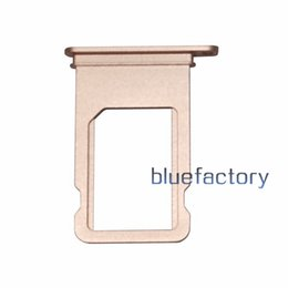 iphone nano sim slot Promo Codes - New Replacemnet Nano SIM Card Tray Holder Slot for iphone 7 for iphone 6 plus for iphone 5 Mobile Phone Repair Parts