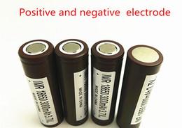 Wholesale Amp Batteries - Rechargeable Batteries 18650 LGHG2 3000mah Cell Battery HIGH Drain 35 amp Best 3.7V For Power Tools E cig