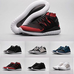 Wholesale Low Price Leather - 2017 Wholesale Price High Quality Mens sports shoes Tubular Nova PK 963 Y3 tubular Sneakers women running shoes Size EUR36-44