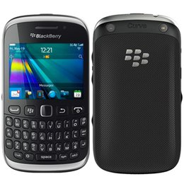 Wholesale Gps 512 - Original Refurbished Blackberry 9320 2.4Inch 3.0MP 512+512 ROM Blackberry OS 7.1 WIFI GPS Bluetooth 3G Cell Phone