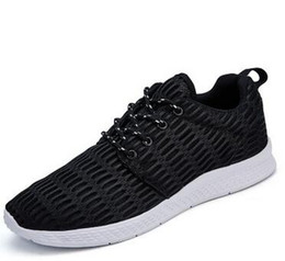 Wholesale Style Casual Leather Shoes - 2017 new style Breathable mesh shoes ms men's casual shoes la0-la23