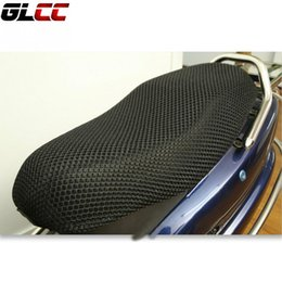 Wholesale Electric Cushion - Motorcycle scooter electric bicycle sunscreen seat cover 3D sun proof Prevent scooter sun pad Heat insulation Cushion protect
