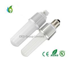Wholesale E27 44 Smd Led - 2835 SMD LED Corn Light E27 G24 8W 9W 44 Corns Bulb Lights Lamp CE ROSH UL Warm white Cool white Lighting