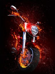 Wholesale motorcycle art paintings - YTG,Motorcycle,Needlework,Embroidery,5D,DIY,Cross Stitch,Handmade,Full,Diamond Painting,Crafts,Mosaic Resin Diamond,Fashion,Art