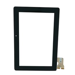 Wholesale Touch Screen Tablets Asus - Wholesale- ALANGDUO Touch Panel Screen for Asus MeMO Pad ME302 ME302C 5425N 5235 Black Touchscreen Digitizer Glass Tablet Replacement