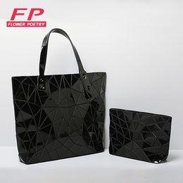 Wholesale Sequin Fold - Women BAOBAO Bag Geometry Package Sequins Plain Folding bags handbags women famous brands bao bao Chain Messenger bag