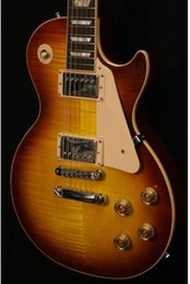 Wholesale Electric Guitar Honeyburst - free shipping PAUL TRADITIONAL HONEYBURST WOW GREAT ! electric guitar