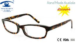 Wholesale China Eyewear Frame - Wholesale- 2015 Cheap Frame China Eyeglasses Women Prescription Eyewear Fashion Designer Optical Frame Vintage Eyeglasses
