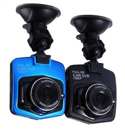 Wholesale Parking Cameras - 2016 Newest Mini Car DVR Camera GT300 Camcorder 1080P Full HD Video Registrator Parking Recorder G-sensor Dash Cam