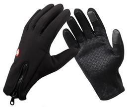 Wholesale Waterproof Hunting Gloves - New Arrive Winter sport wind stopper waterproof ski gloves warm riding glove Motorcycle gloves