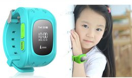 Wholesale Help Watch - New hot Kids GPS Tracking Watch Q50 New Smartwatch Support SIM Voice Chatting Electronic Fence SOS for Help pedometer History Routing