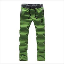 Wholesale Health Boys - Wholesale- 2017 New Autumn Male Casual Straight Health Cheap Pants Student Plus Men Pants Thin Teenage Boy Trousers Size M- 5XL