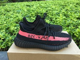 Wholesale Wholesale Boots Flats - SPLY-350 V2 Zebra,Core Black Red BY9612,Boost 350 Copper,Beluga,SPLY 350 Boost V2 Copper, CP9652 Black Red ,Orange Grey ,Send With Box
