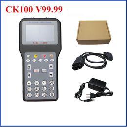 Wholesale Key Programmer English Spanish Sbb - ck100 key programmer V99.99 SBB Transponder Key Latest Generation ck100 key pro Multi-Brands Car and multi-language