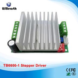 Wholesale Board Cnc Kit - CNC router machine stepper motor driver kit 4.5A TB6600 stepper motor driver board for CNC machine