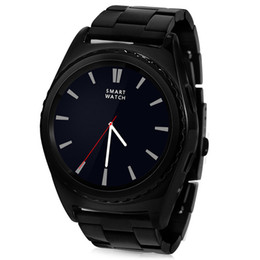 Wholesale Google Phone G4 - G4 Smart Watch Phone Android Bluetooth Support Google Play GPS Map 1.39 inch Screen Smartwatch Clock Heart Rate Monitor Smartband Wristband