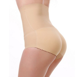 Wholesale Seamless Knickers - Wholesale- Women High Waist Slimming Tummy Control Knickers Pants Pantie Seamless Briefs Shapewear Underwear Magic Body Shaper Lady Corset