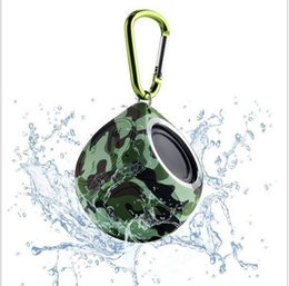 Wholesale Boats Speakers - 2016 Newest Waterproof Speaker Wireless B-660 Speaker Bluetooth V4.1 Stereo for Boat Car Beach Outdoor Use For Cellphones S