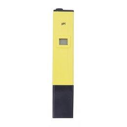Wholesale Hydroponic Pen Ph Tester - Wholesale- Pocket Pen Digital pH Meter Tester Hydroponic Aquarium
