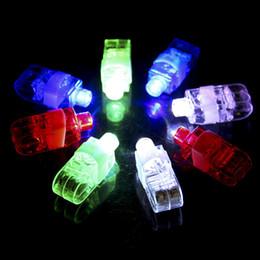 2019 finger taschenlampen Generische Bling LED Finger Lampen Super Helle Finger Rave Finger Lichter LED taschenlampe Für Party Decor günstig finger taschenlampen