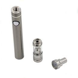 Wholesale Wholesale Vi - Wholesale LC VI Vaporizer Pen Glass Tank Ceramic Coils 510 Thread evod Oil Vape Kit free shipping-03