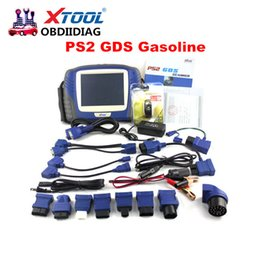 Wholesale X431 Car Scanner - XTOOL PS2 GDS Gasoline Version Car Diagnostic Tool PS2 Full Auto Scanner Update Online Same function as X431 GDS