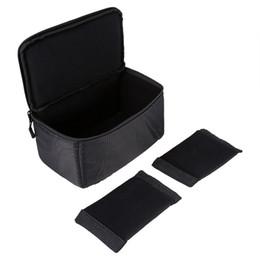 Wholesale Insert Flash - DSLR Partition Padded Camera Bag Insert Case Divider Waterproof Built-in Insert SLR Camera Bag Free Shipping