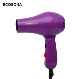 Wholesale 220V Portable Mini Hair Blow Dryer W Traveller Hair Dryer Compact Blower Foldable Travel Household Hairdryer HairCare Drier Styling B