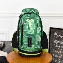 Wholesale Korean Multi Backpack - Fashion KOBE Men Backpacks Basketball Bag Sport Backpack School Bag For Teenager Outdoor Backpack Marque Mochila