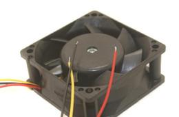 Enfriamiento de 3 hilos online-6025 6cm 24V 0.16A FBA06A24U 3wire ventilador de enfriamiento