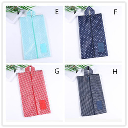 Wholesale Travel Accessories Bags Women - New Organizer Travel Bag for Shoes Zipper Waterproof Foldable Women Pouch Storage Bags