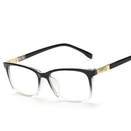 84817f8dfbd5 Wholesale- Fashion Square Eyeglasses Retro Men 2016 Eye Glasses Frames  Optical Women Computer Plain Glass Frame Oculos De Grau Spectacles.  Supplier  jilihua