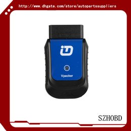 Wholesale Obdii Airbag Cable - Bluetooth Version V9.1 VPECKER Easydiag OBDII Full Diagnostic Tool with Special Function Support WINDOWS 10