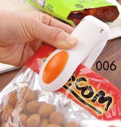 Wholesale Bag Battery - Portable Mini Heat Sealing Machine Bag Heat Sealer Sealer Seal Packing Plastic Bag Kit for Food Saver